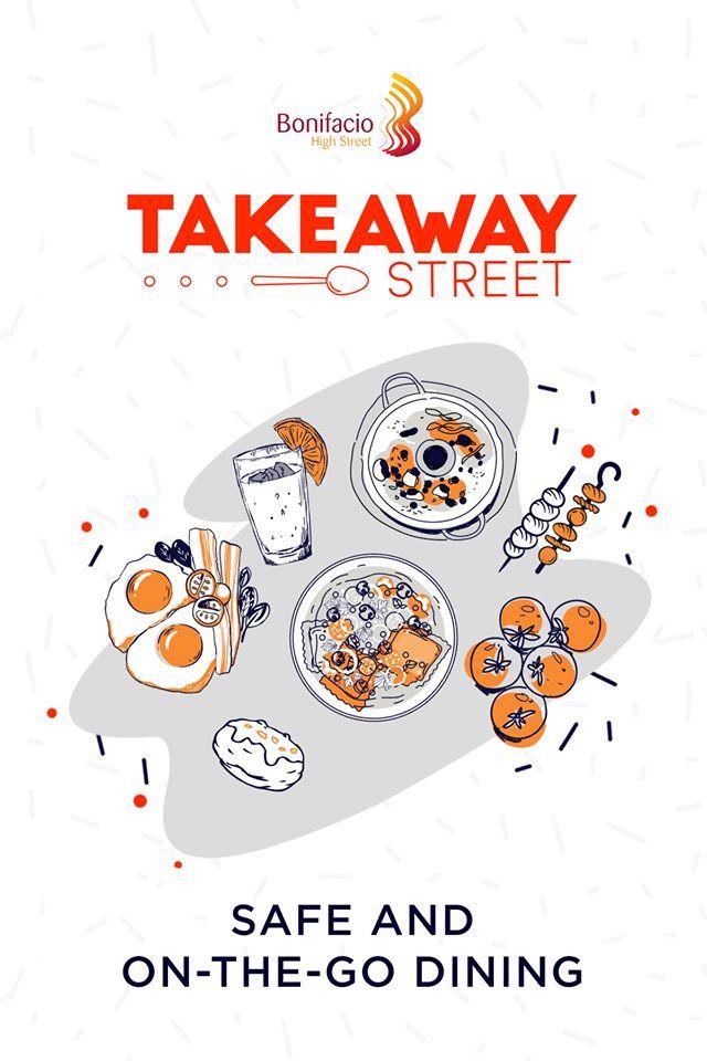 BHS Takeaway Street