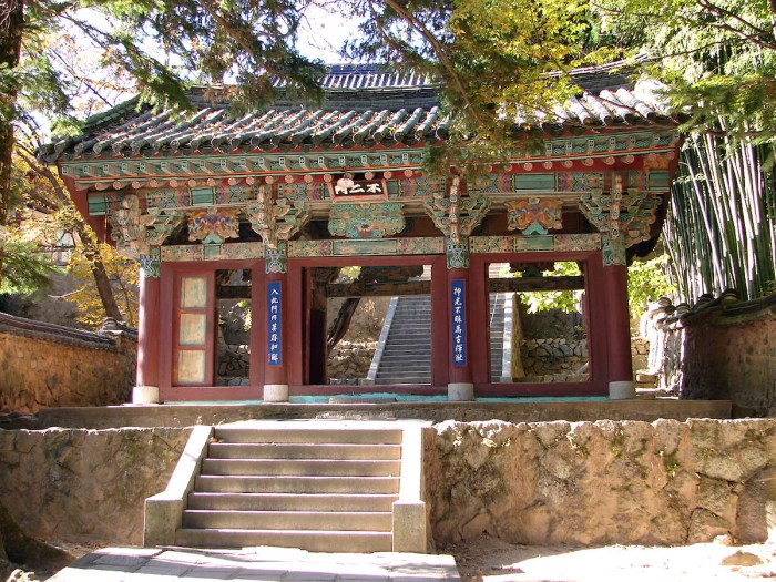 Burimun-Beomeosa's third gate