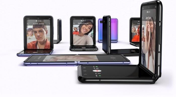 Galaxy Z Flip from Samsung