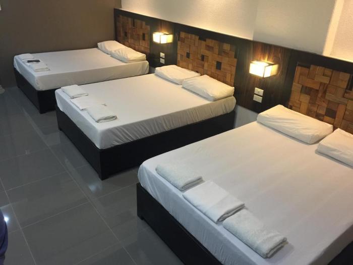 Rooms at West Gate Hotel in Ilocos Norte