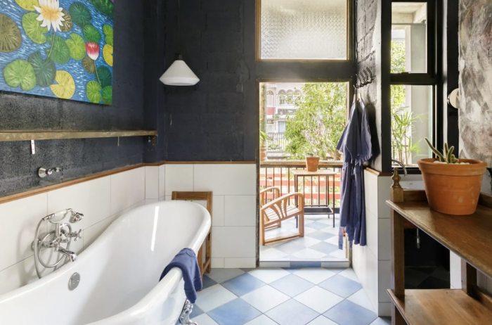 The Anonymous House Bathroom