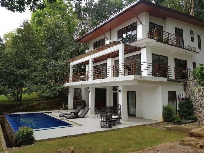 Villa Elisha Airbnb Forest Hideaway in Antipolo