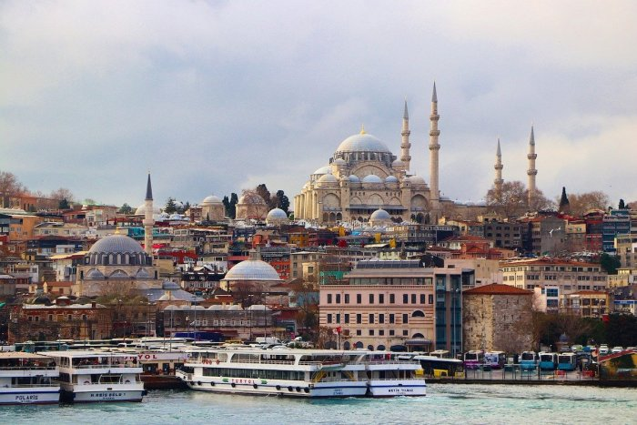 What is it like to travel to Turkey during Ramadan?