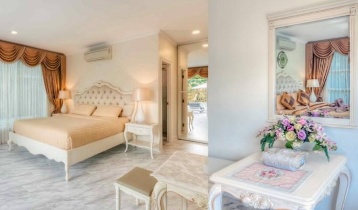 4 bedroom elegant and luxury villa by the sea