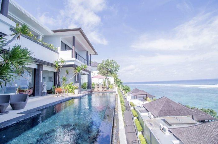 Bali Ernab Beach Front Villa with private beach
