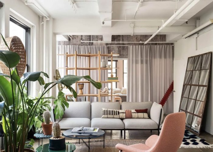 Bright Design Loft Airbnb Rental Perfect for Photoshoots