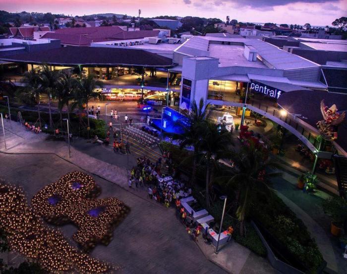 CentralFestival Samui photo via FB Page