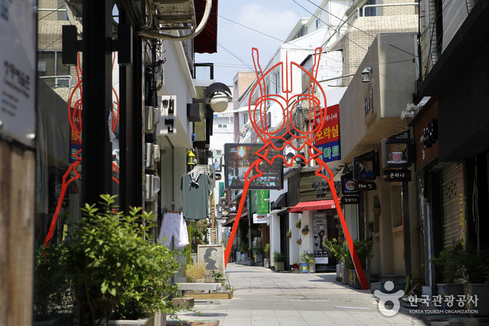 Changdong Art Village photo via VisitKorea.com.my