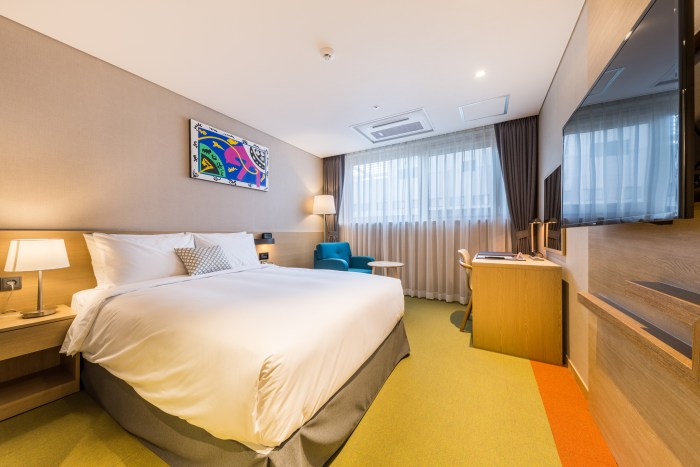 Howard Johnson by Wyndham, Incheon Airport Bookings