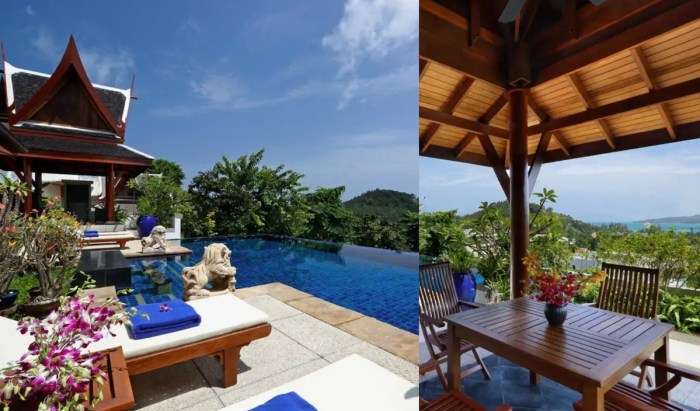 Luxury Thai Villa in Surin beach Phuket