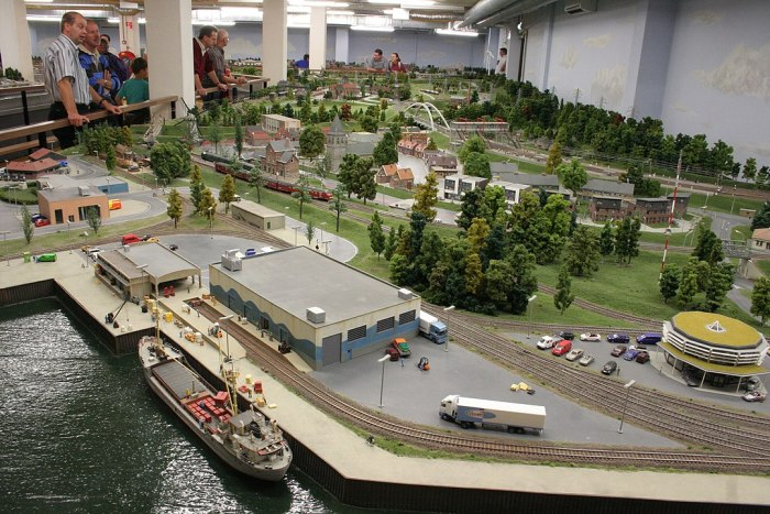 Miniworld Rotterdam photo by Mauritsvink via Wikipedia CC