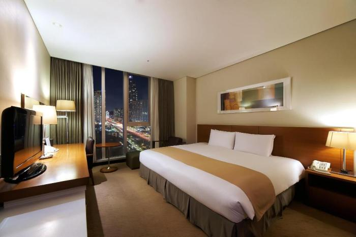 Orakai Songdo Park Hotel Booking