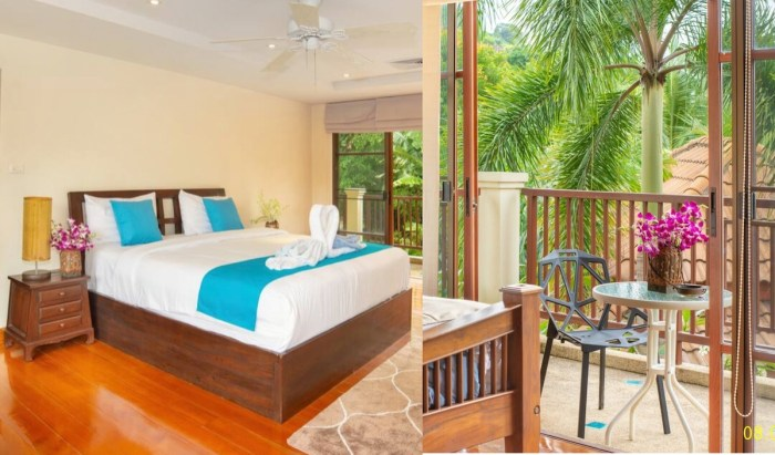Phuket Vacation Rental with Game room and Private Pool