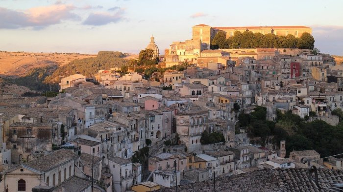 Raguse, Sicile