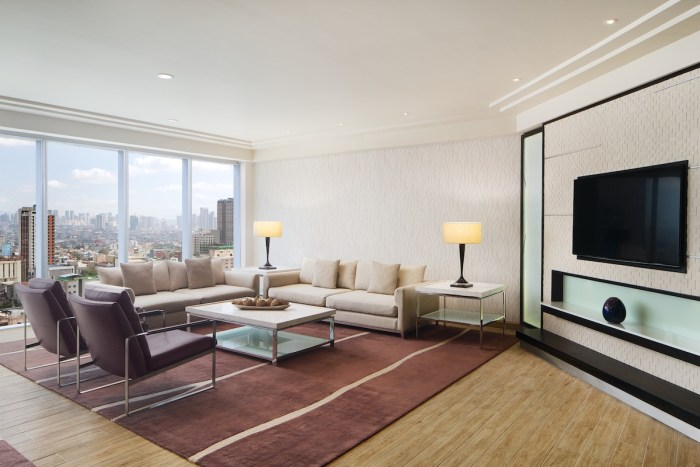 Sheraton Manila Bay Executive Suite