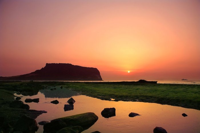 Sunset - Best Things to do in Jeju Island