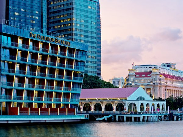 "Tripadvisor, the world's largest travel platform has awarded the top two positions for ""Best Hotels in Singapore"" to The Fullerton Bay Hotel Singapore and The Fullerton Hotel Singapore under Sino Group respectively in its 18th annual Travellers' Choice Awards."