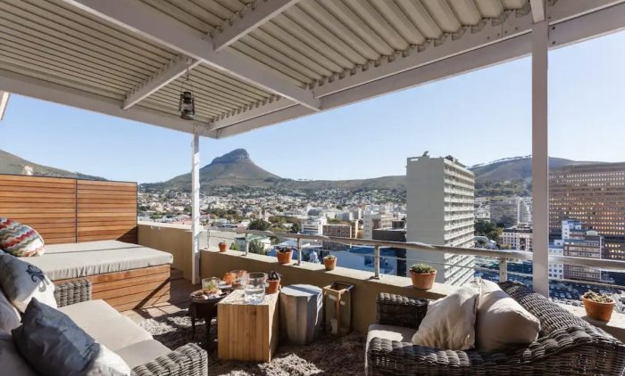 Home.fit Cape-Town-Airbnb-with-Covered-patio-facing-Lions-Head Where to Stay: 10 Best Airbnbs in Cape Town, South Africa