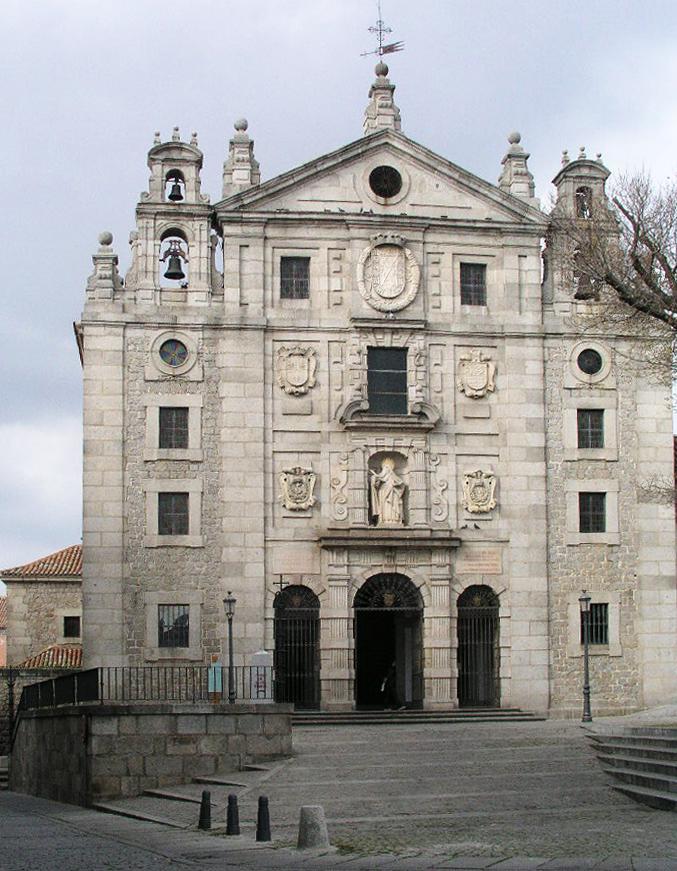 Convento de Santa Teresa by Hawkinson Swanson via Wikipedia CC