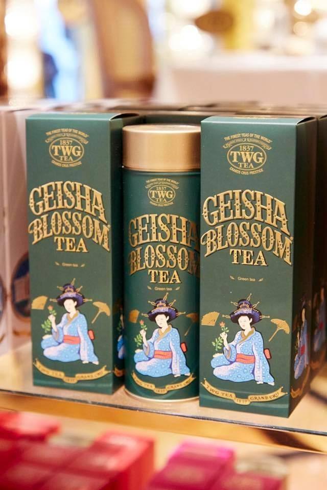 TWG Tea Geisha Blossom Haute Couture Tea, P1,895