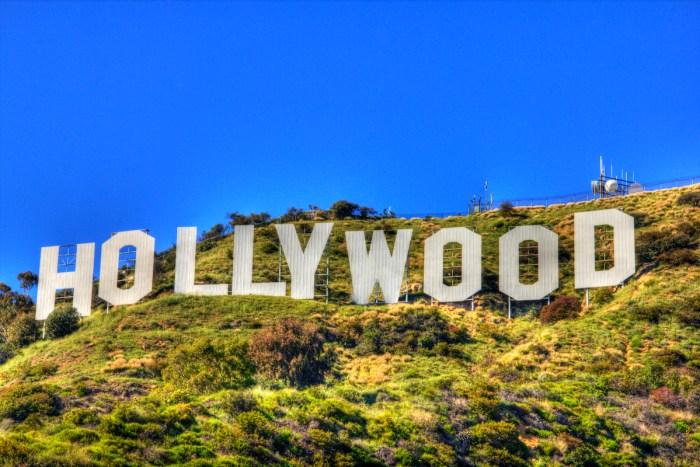 Hollywood Sign via Depositphotos