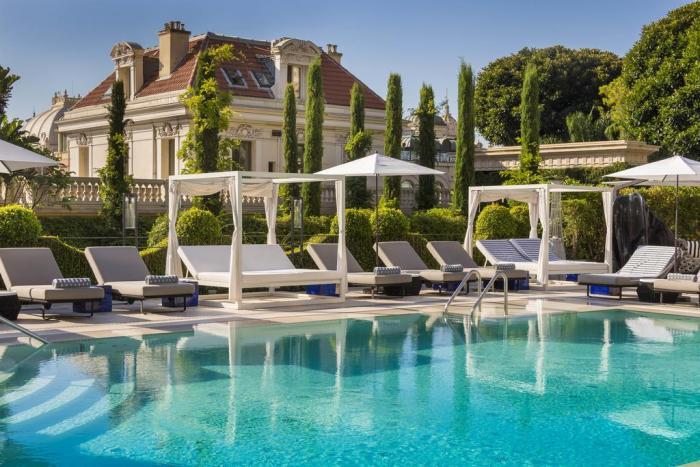 Hotel Metropole Monte-Carlo - Best Hotels in Monte Carlo
