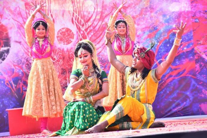 Home.fit Kalakriti-Dance-Drama-Show-photo-via-FB-Page Agra Bucket List: Top 15 Best Things to Do in Agra, India