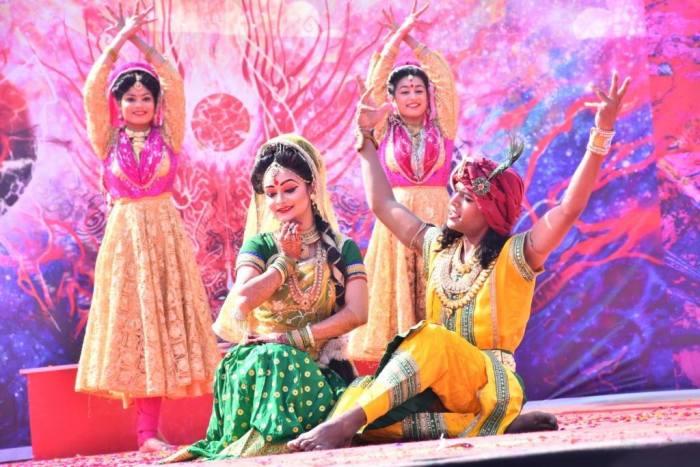 Kalakriti Dance Drama Show photo via FB Page