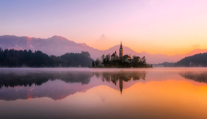 Home.fit Lake-Bled-Sunset Bled Bucket List: Top 15 Best Things to Do in Bled, Slovenia