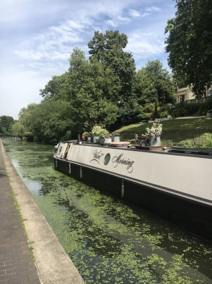 London Holiday Home Boutique Central London Narrow Boat