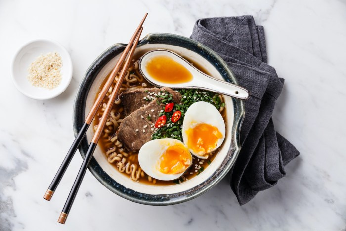Miso Ramen photo via Depositphotos