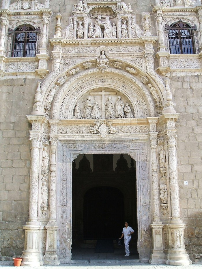 Museo de Santa Cruz by Zarateman via Wikipedia CC