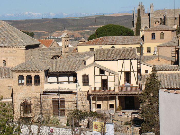 Museo del Greco by Antonio.Velez via Wikipedia CC
