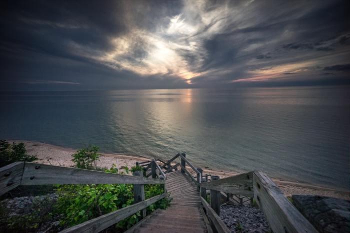 Orchard Beach State Park by Joshuay04 via Wikipedia CC