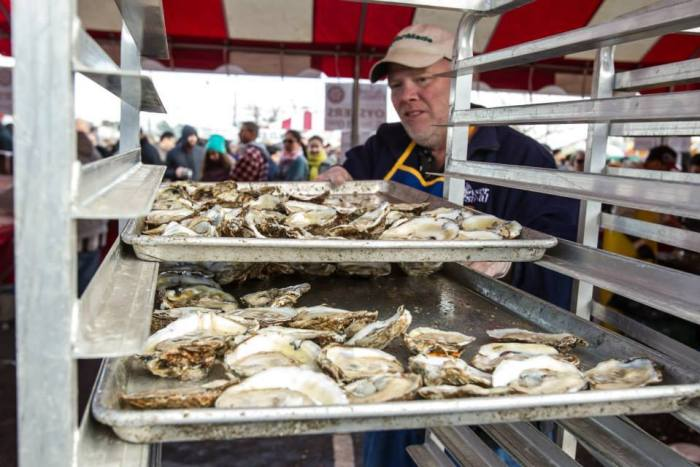 Oyster Festival in Oyster Bay New York photo via FB Page