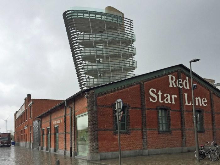 Red Star Line Museum, Antwerp by Diamond Geezer via Flickr CC