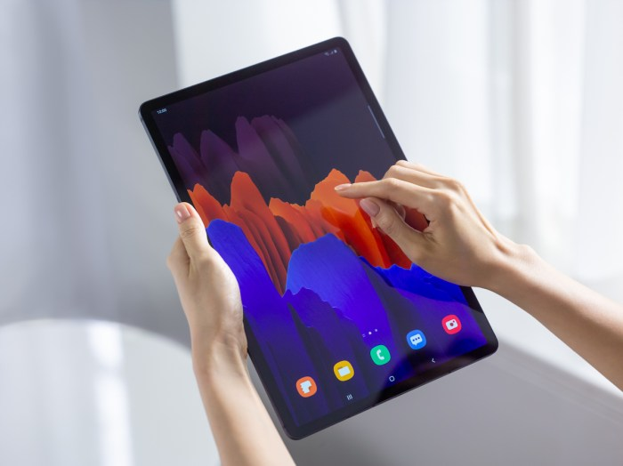 Samsung Galaxy Tab S7plus