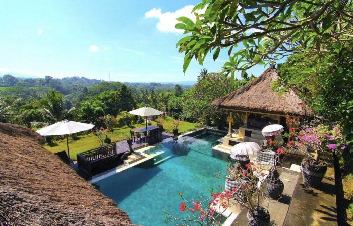 Stunning Private Pool Villa in Ubud
