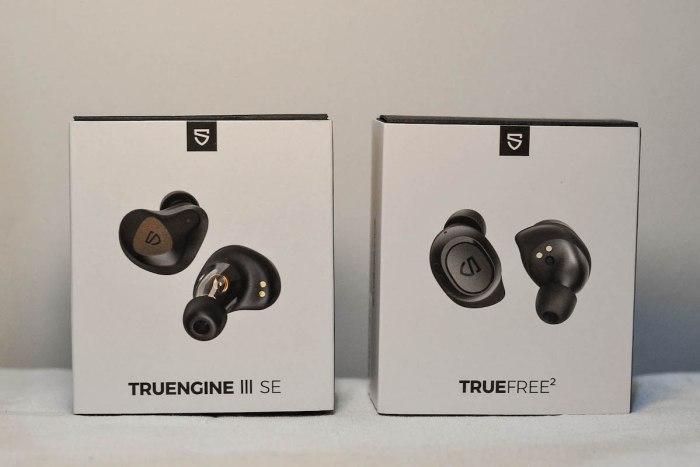 TRUENGINE 3SE and TRUEFREE 2 packaging sleeves