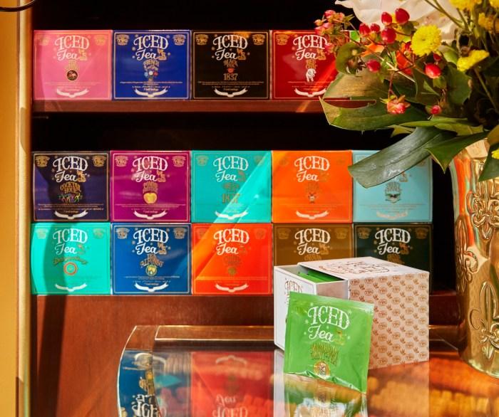 TWG Tea Iced Teabag Collection