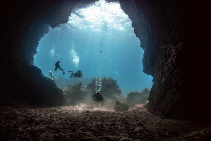 Home.fit Underwater-cave-at-Mu-Ko-Lanta-National-Park-by-Varakorn-Kuldilok-via-Wikipedia-CC Koh Lanta Bucket List: Top 15 Best Things to Do in Koh Lanta, Thailand