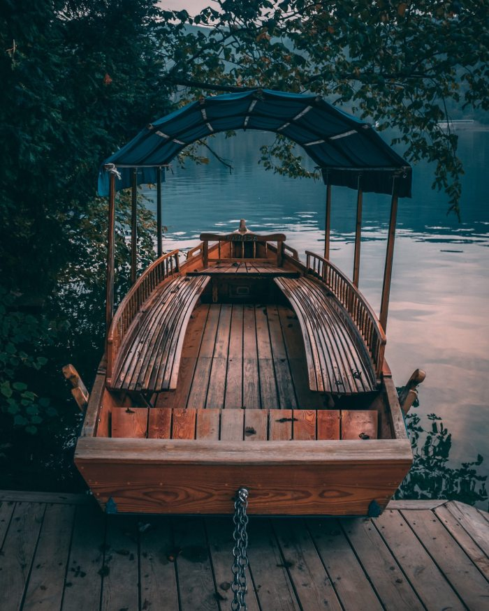 Home.fit Wooden-Boat-docked-at-Lake-Bled-Boardwalk-photo-by-Szymon-Fischer-via-Unsplash Bled Bucket List: Top 15 Best Things to Do in Bled, Slovenia