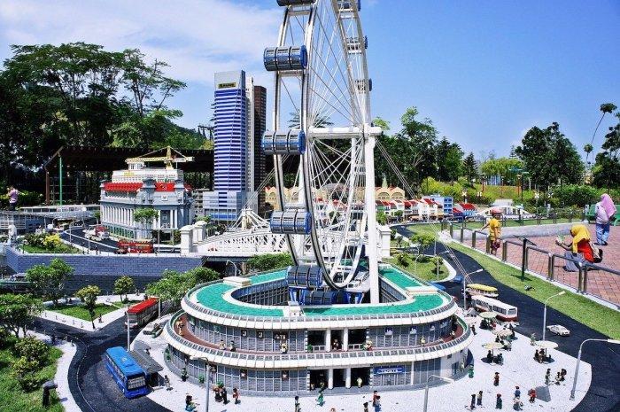 Legoland Malaysia photo via Pixabay