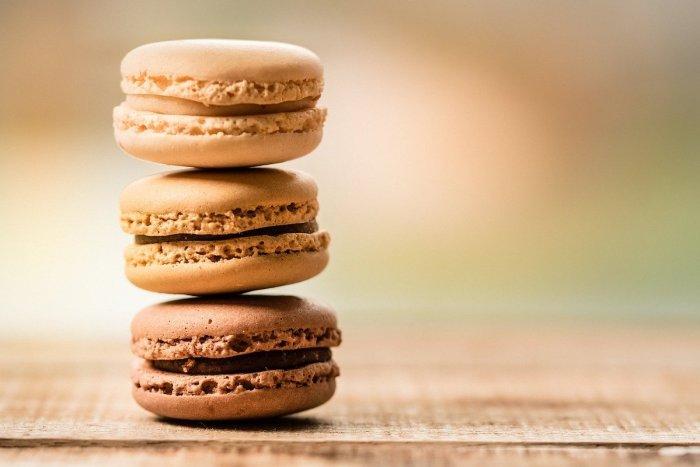 Macaron Food Photography Tips
