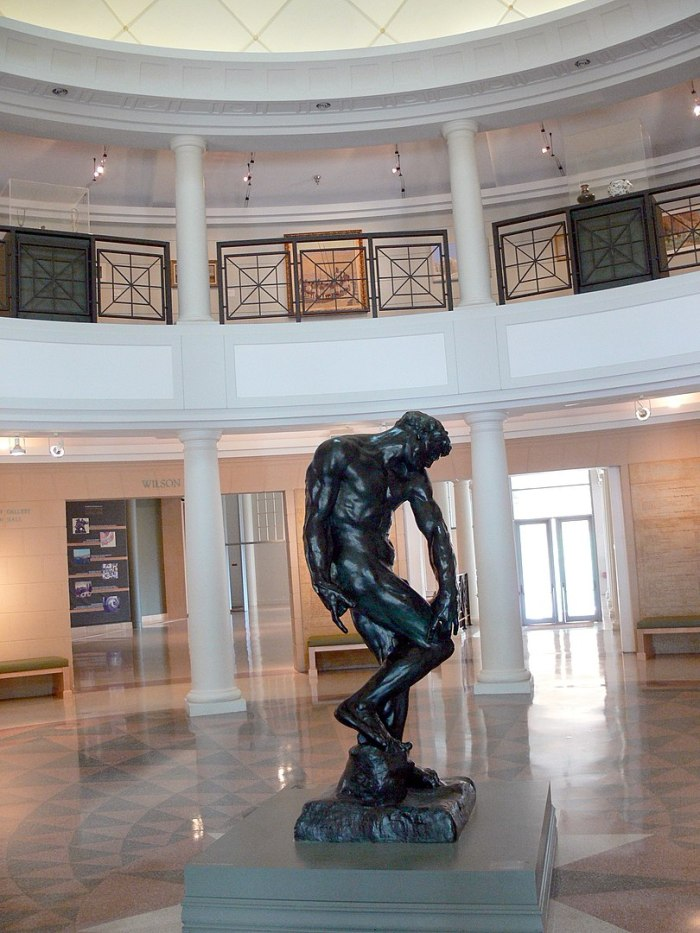 Philbrook Museum of Art Rotunda by Wolfgang Sauber via Wikipedia CC