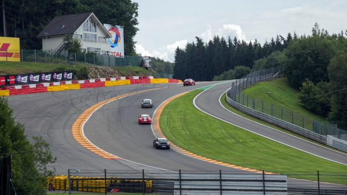 Photo of Spa Francis Campus Race Circuit Belgium by Depositphotos