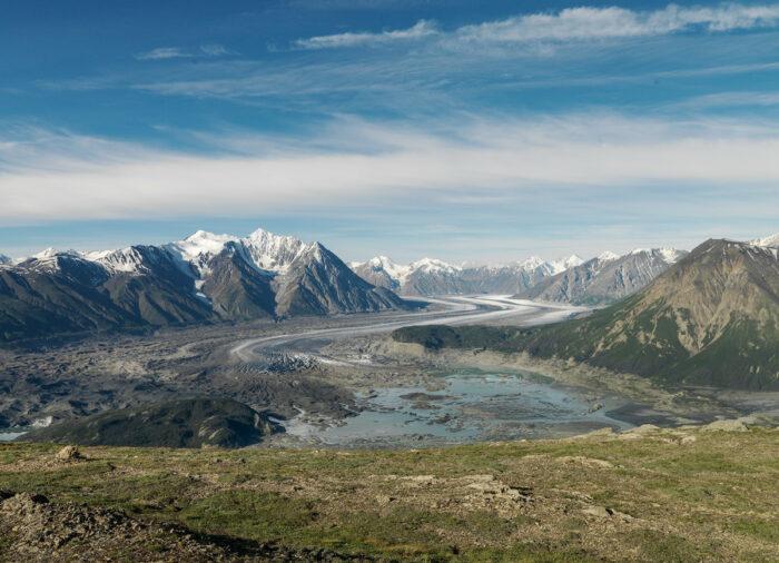 The Kaskawulsh Glacier by ME Sanseverino via Flickr CC