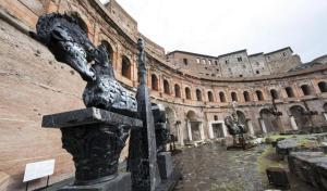 Lapidarium, il viaggio di Gustavo Aceves approda a Roma