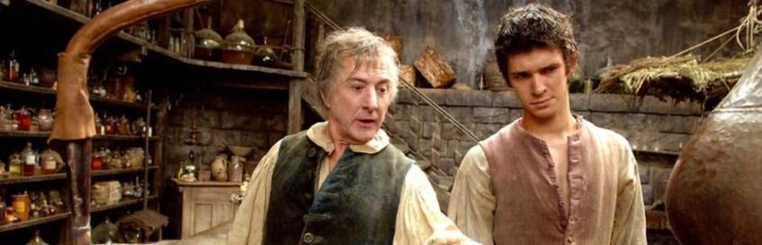 Dustin Hoffman-Ben Whishaw