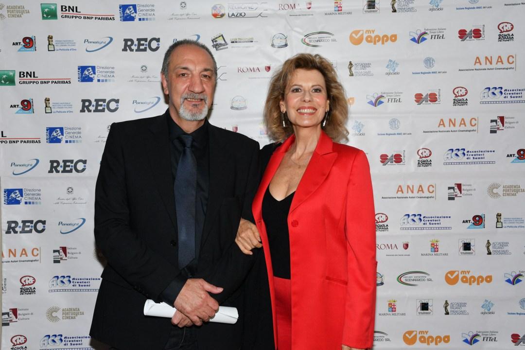 Enzo De Camillis e Daniela Poggi.jpg